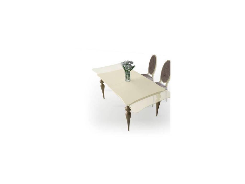 Mugali: Galiano Pasion: стол обеденный раскладной  (серый)