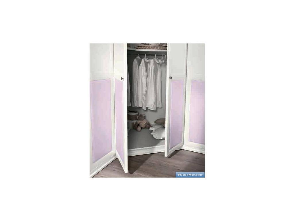 Colombini: Camerette: шкаф угловой 4-х дверный