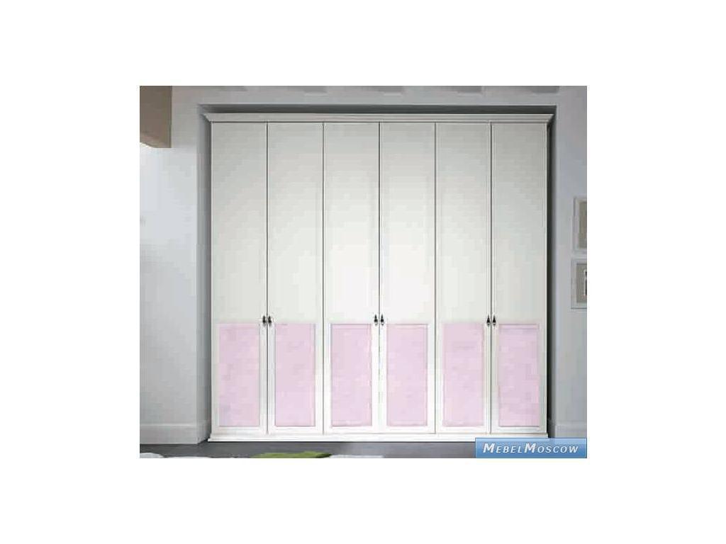 Colombini: Camerette: шкаф 6 дверный