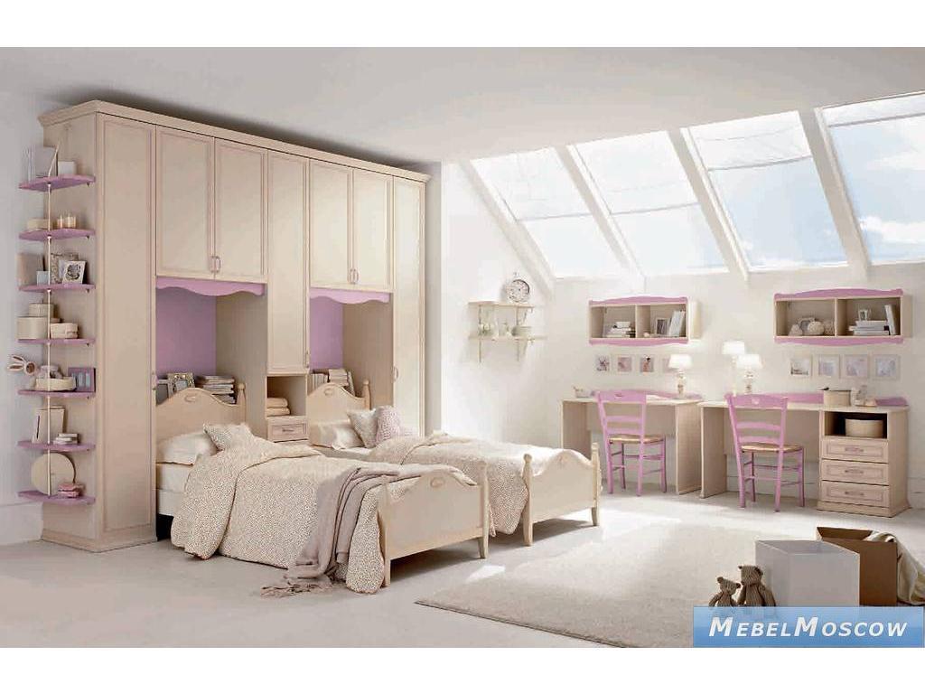 5200886 Colombini: Camerette: детская комната