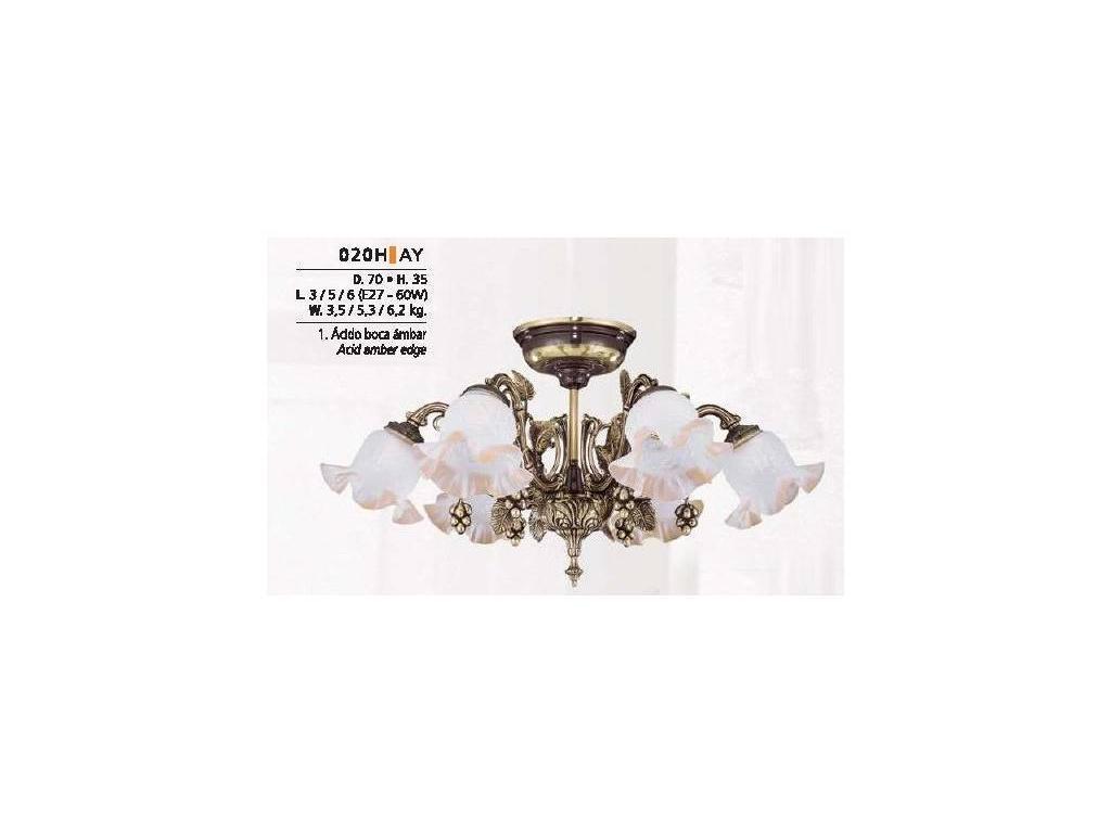 Riperlamp: Albero: люстра 6 ламп  (АА-АВ)