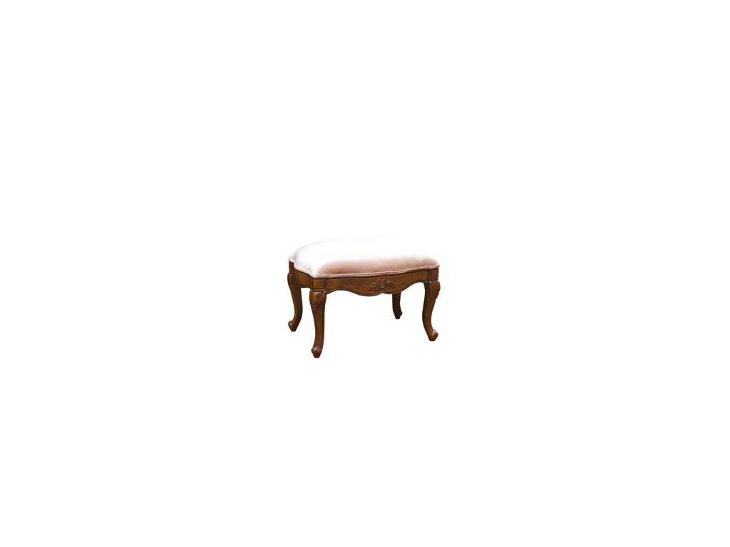 Carpenter: 230: банкетка  (итальянский орех) ткань