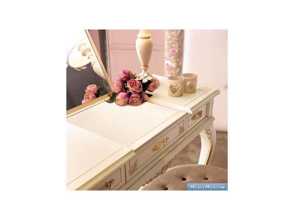 GiorgioCasa: Bimbi: стол туалетный с зеркалом  (слоновая кость)