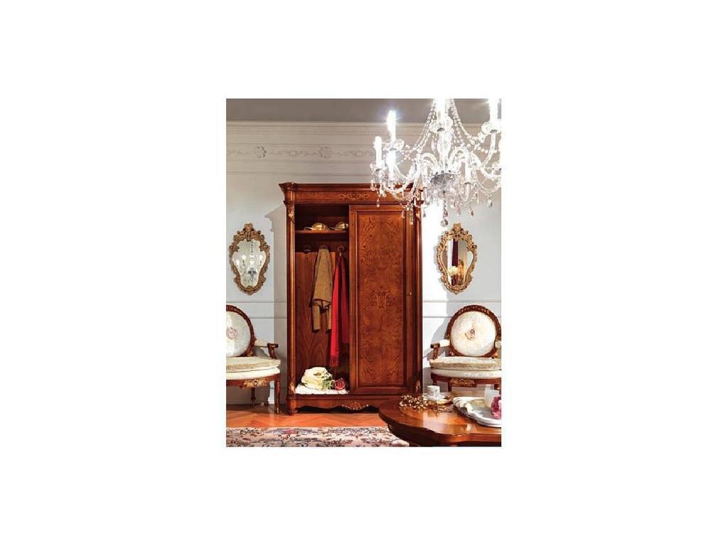 Antonelli Moravio: Belvedere: шкаф-купе  (орех, золото)