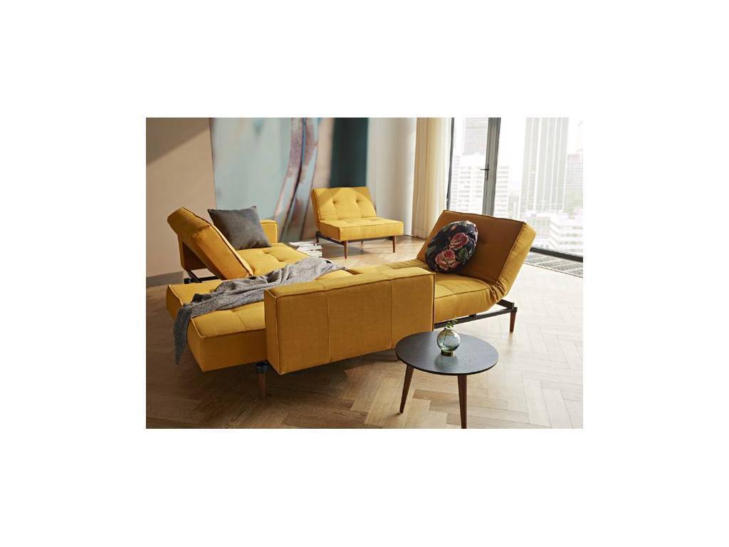 Innovation: Splitback: диван с подлокотниками тк.507