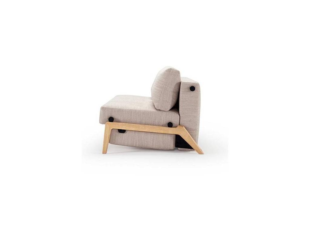 Innovation: Cubed: диван с деревянными ножками