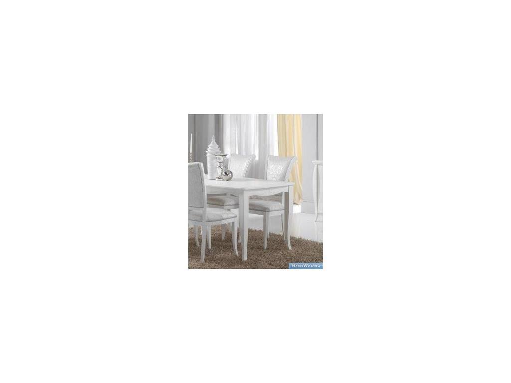Cinova: Ninfea: стул (белый)