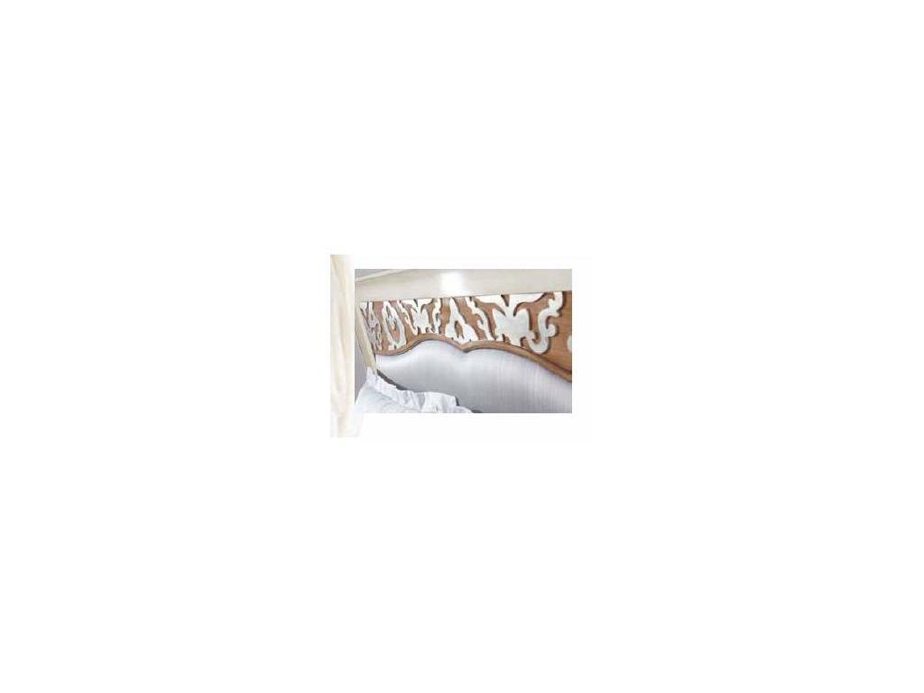 AM Classic: Versus: кровать 150х200  (крем, вишня)