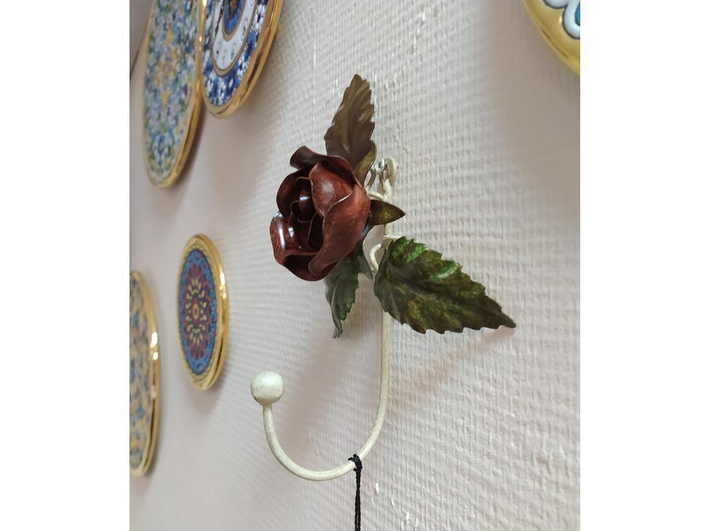 Passeri: Rose: вешалка настенная  (dec.05)