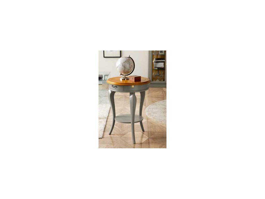 Tosato: Domeniche di Marzo: стол кофейный  (grigio miele)