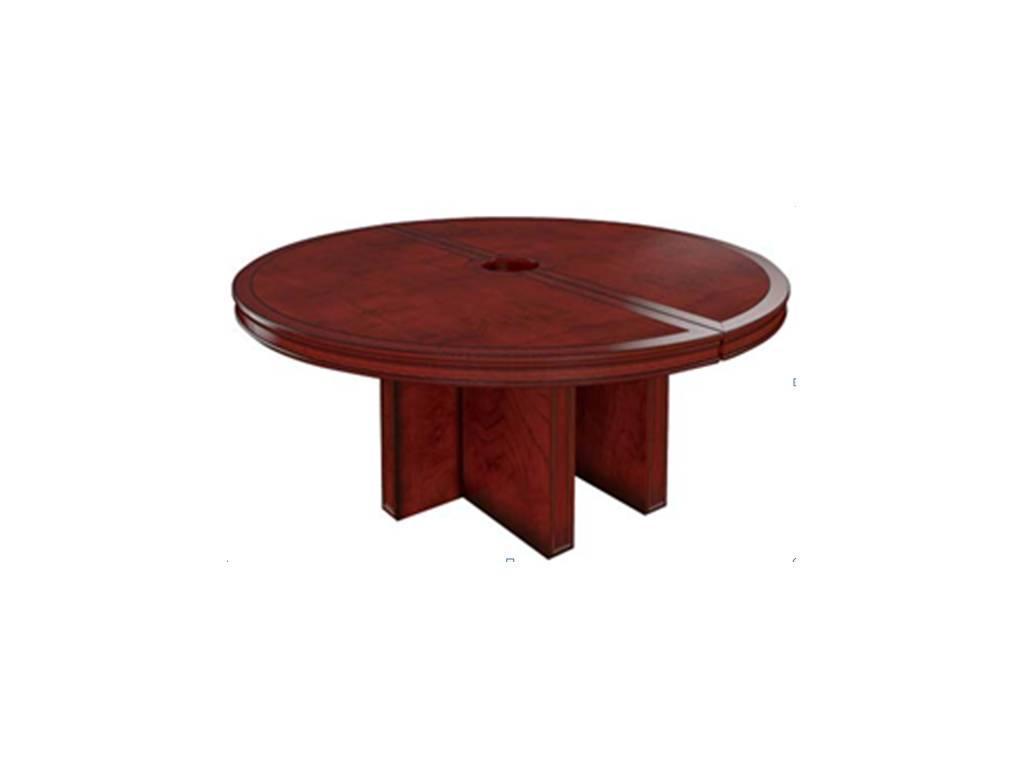 Шен-Жен: Беринг: стол переговорный  наборный (черешня)
