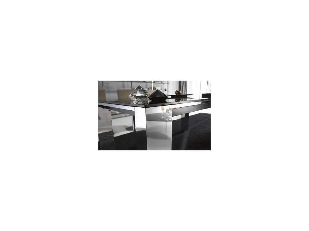 RamiroTarazona: TENDER: стол обеденный раскладной (negro, cromo)