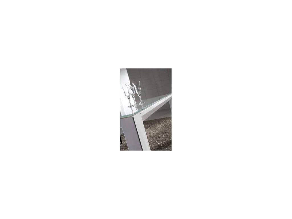 RamiroTarazona: FLASH: стол обеденный (blanco, aluminio)