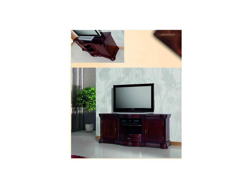 IDC Mobiliario: Diana: тумба под телевизор  (орех)