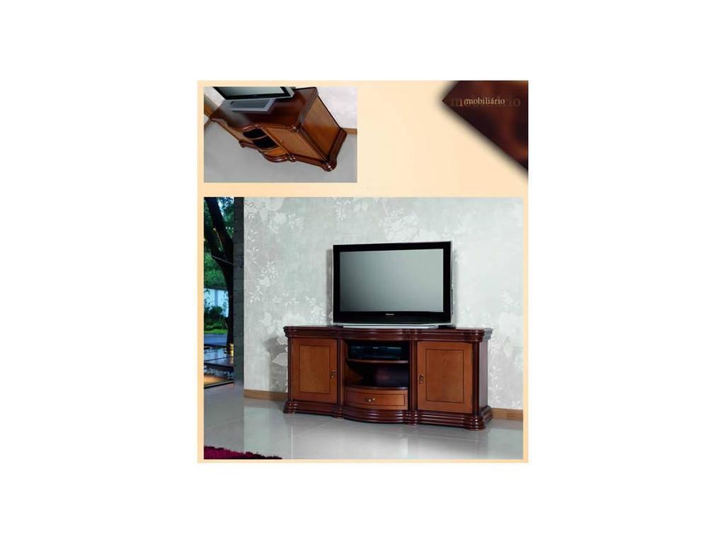 IDC Mobiliario: Diana: тумба под телевизор  (орех кларо)
