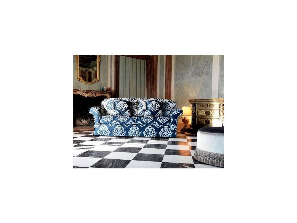 Domingo: Florian balza: диван спальное место 140х190 (ткань кат.А)
