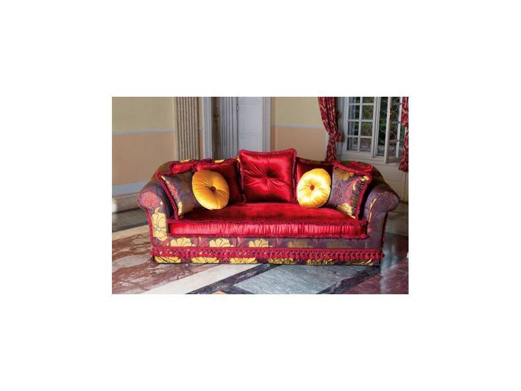 Domingo: Ludovica: диван спальное место 140х190 (ткань кат.В)