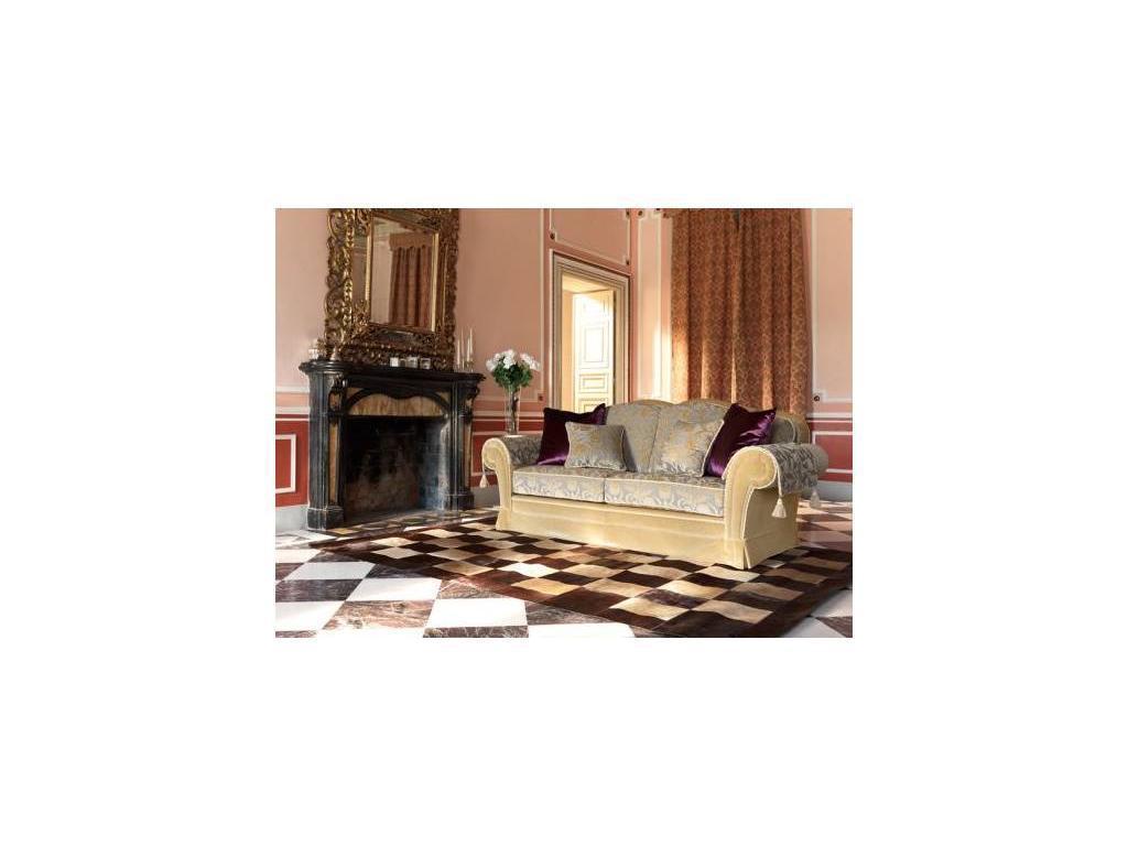 Domingo: Arthur: диван 2-х местный спальное место 105х180 (ткань кат.А)