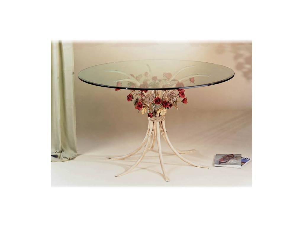 Passeri: Rose: стол обеденный круглый  (DEC 05)