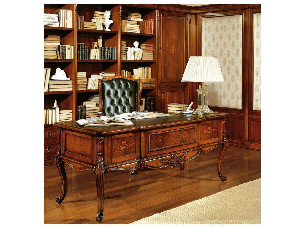 Antonelli Moravio: Isabella: стол письменный  (noce)