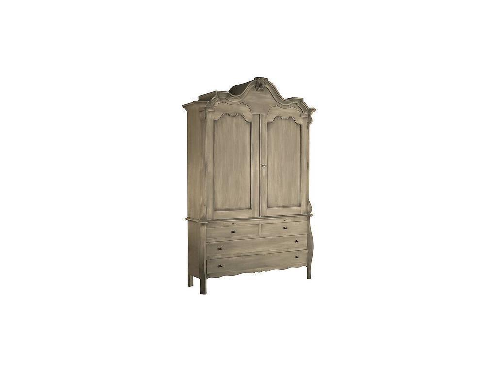Guadarte: Bronce: витрина 2-х дверная  (antique)