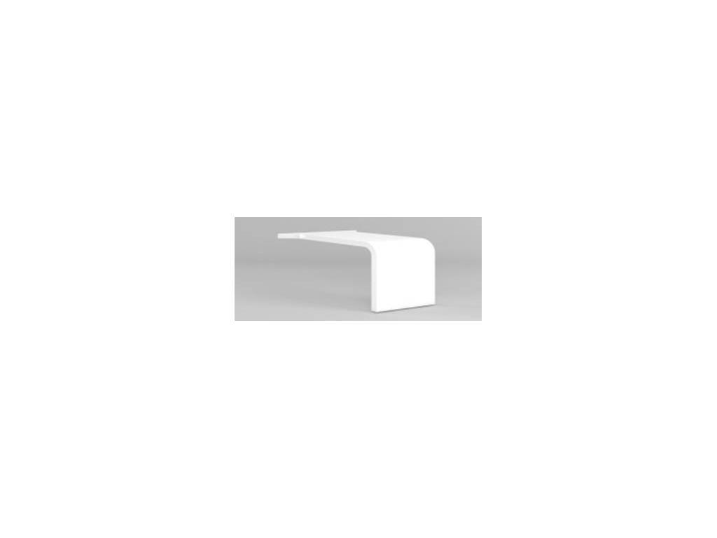 DAO: Business: брифинг-приставка (белый глянец)