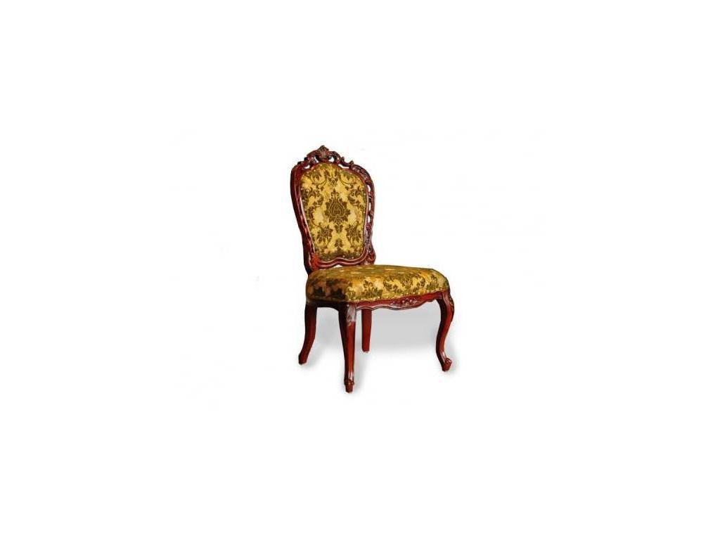 Perfect furniture: Mahogany: стул  (дерево, ткань)