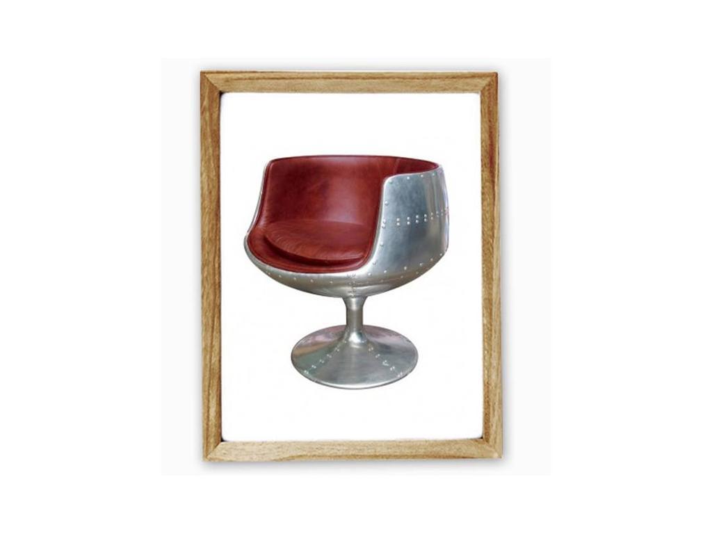Gallery 5: Vintage Design: кресло  вращающееся