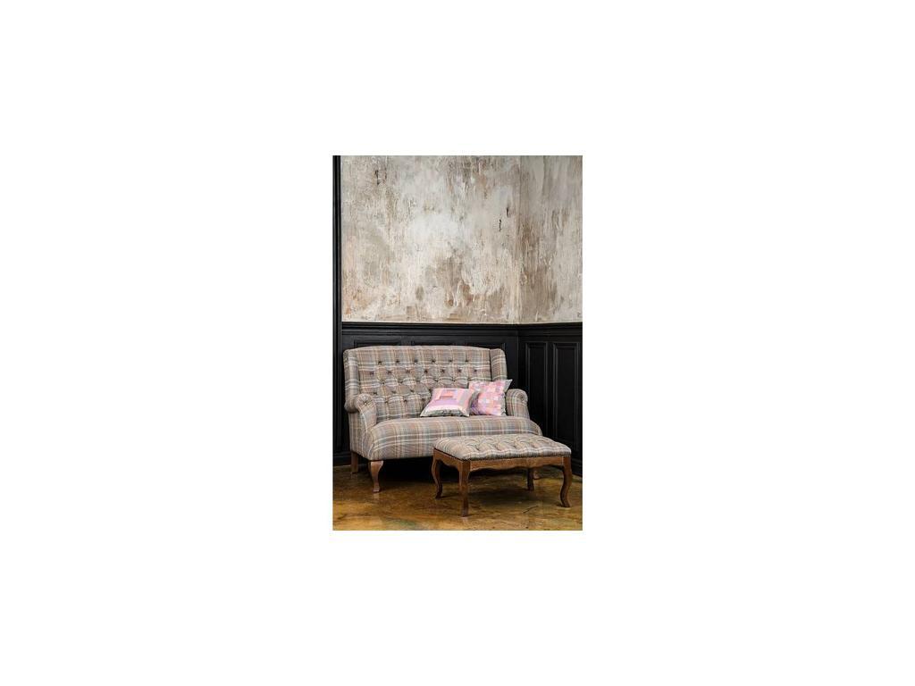 Gallery 5: Vintage Design: диван 2-х местный  Flemming (ткань)