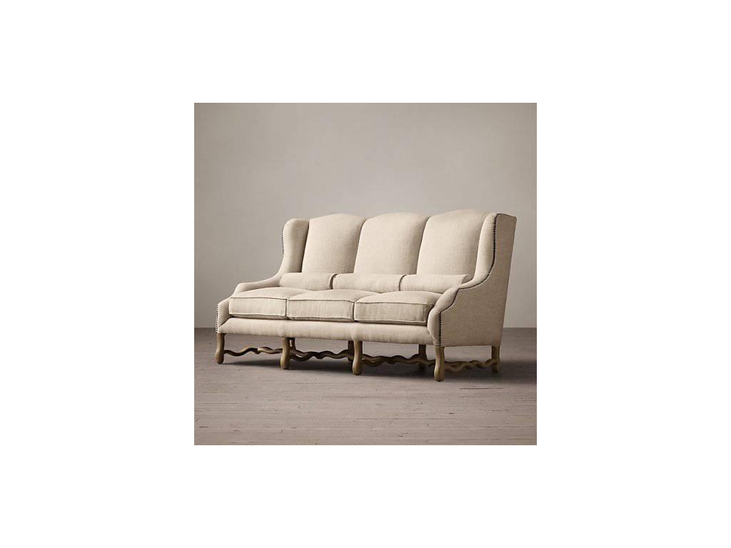 Restoration Hardware: Монсеньор: диван 2-м