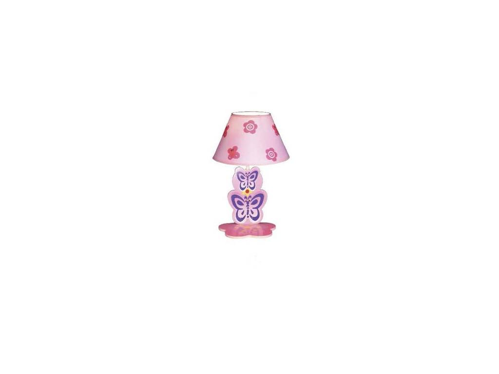 Donolux: Nature: лампа настольная  (белый, разноцветный)
