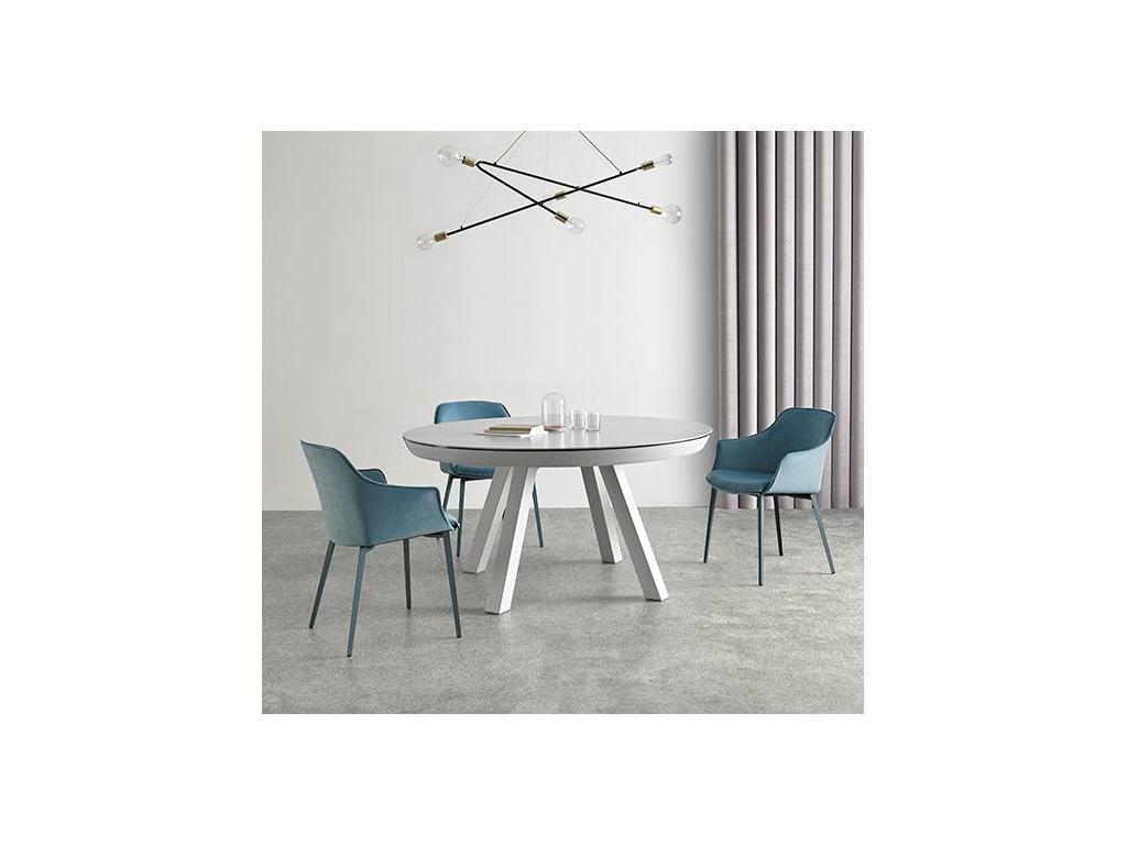 Mobliberica: Esla: стол обеденый  раскладной (керамика)