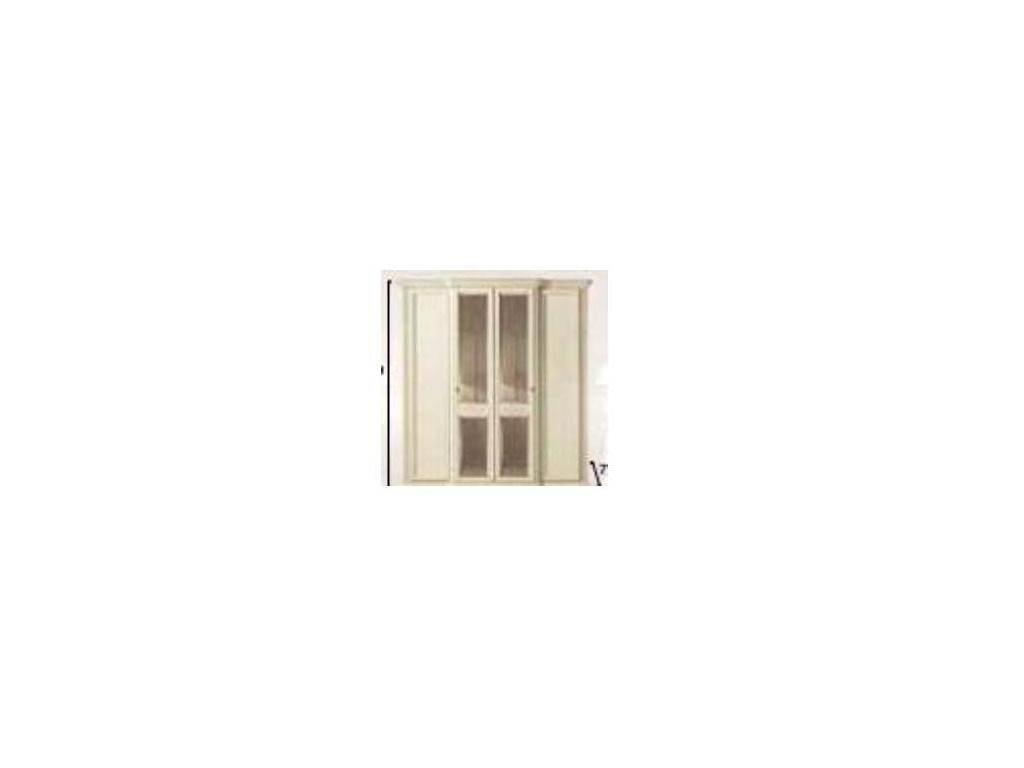 Portofino: Sirena: шкаф 4-х дверный (avorio)