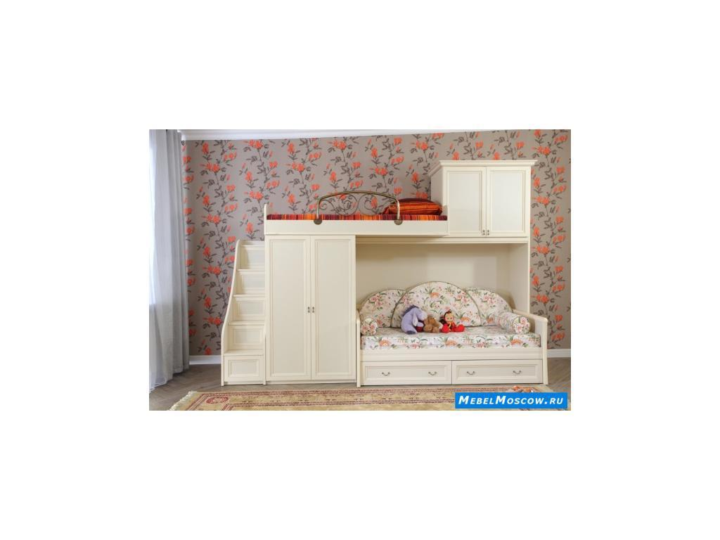 Main Group: Флоренция: лестница детская  (крем)
