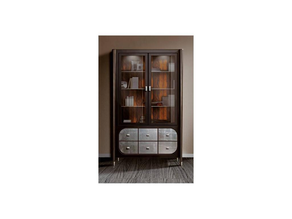 Lino: Vintage: витрина 2-х дверная