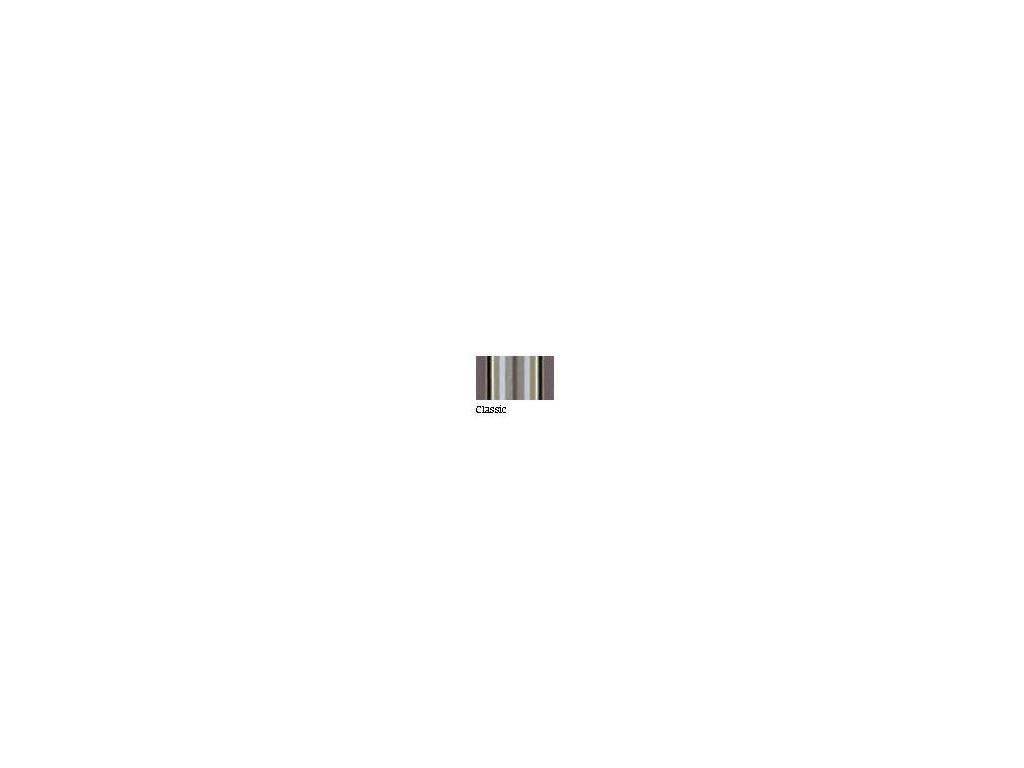 Paged: Melody: кровать 140х200  CLASSIC с основанием (белый)