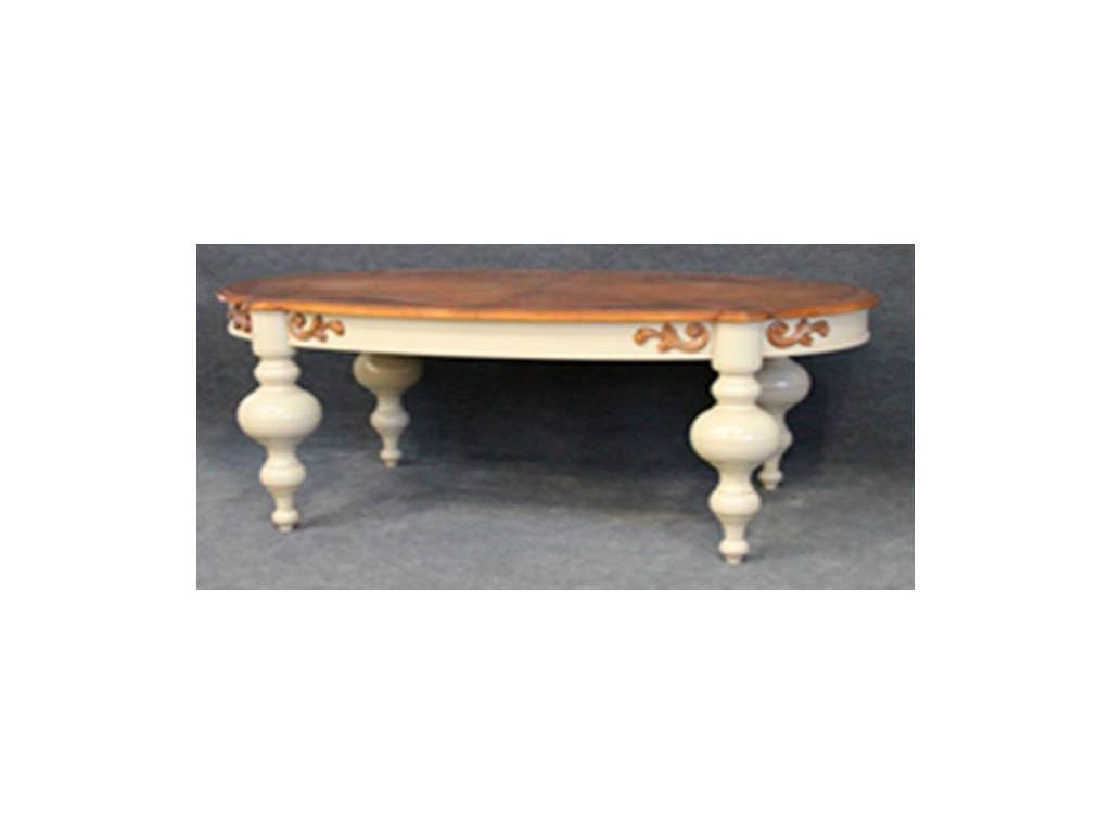Stella Del Mobile: Complementi: стол обеденный раскладной  (sabbia, top 8)