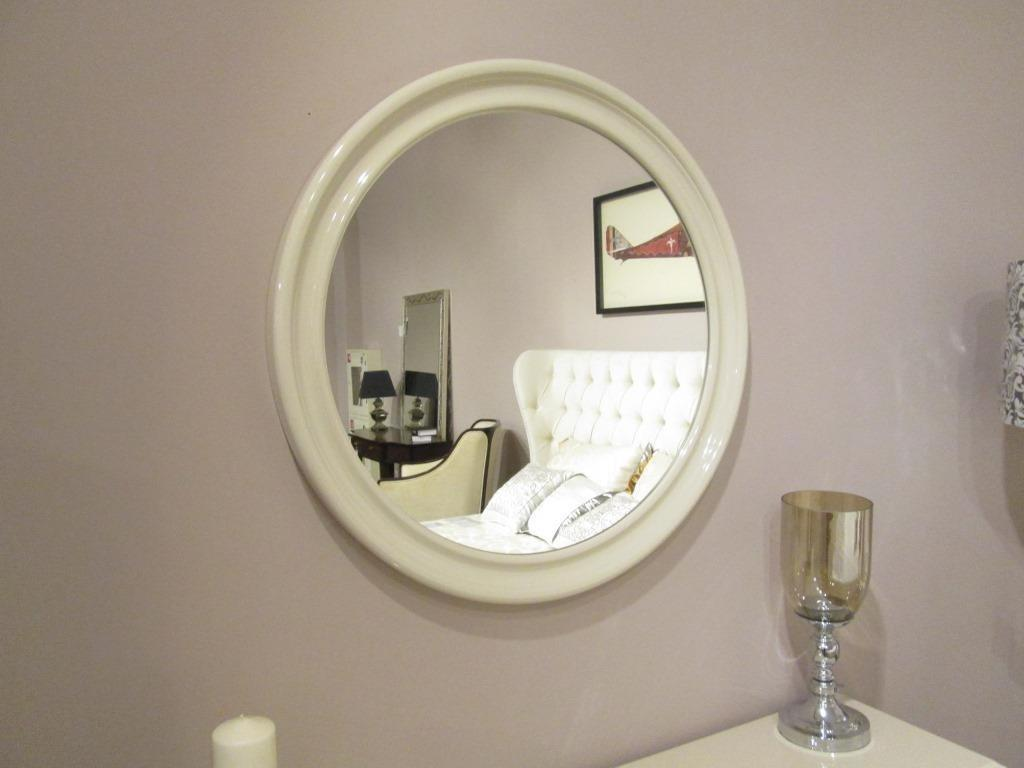 Fratelli Barri: Palermo: зеркало  (бежевый лак)