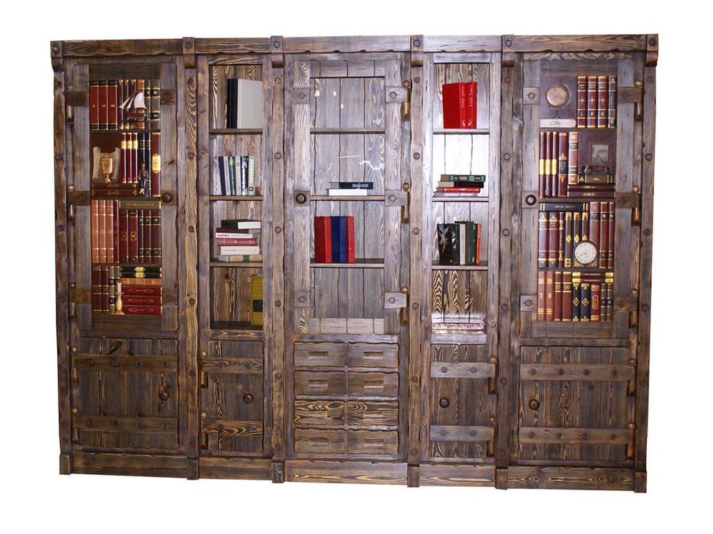 Шкафы под старину фото