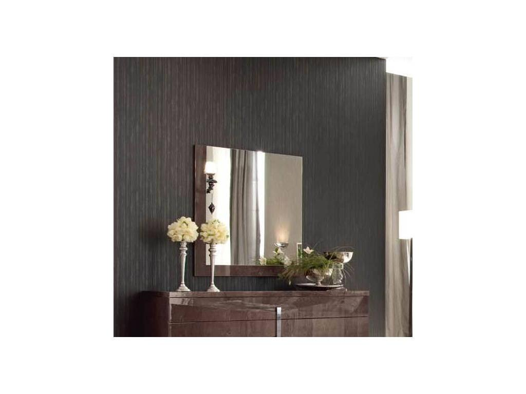 ALF: Eva: зеркало  (капучино, глянец)