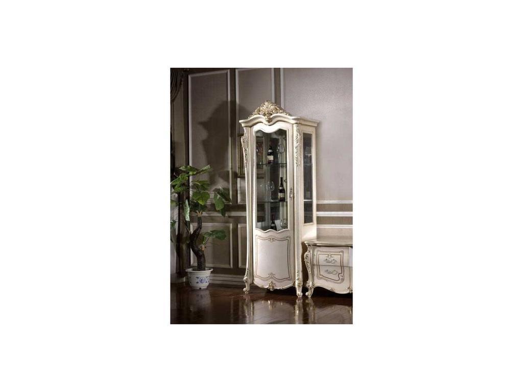 AV: Adelaida: витрина 1 дверная  левая (антик)