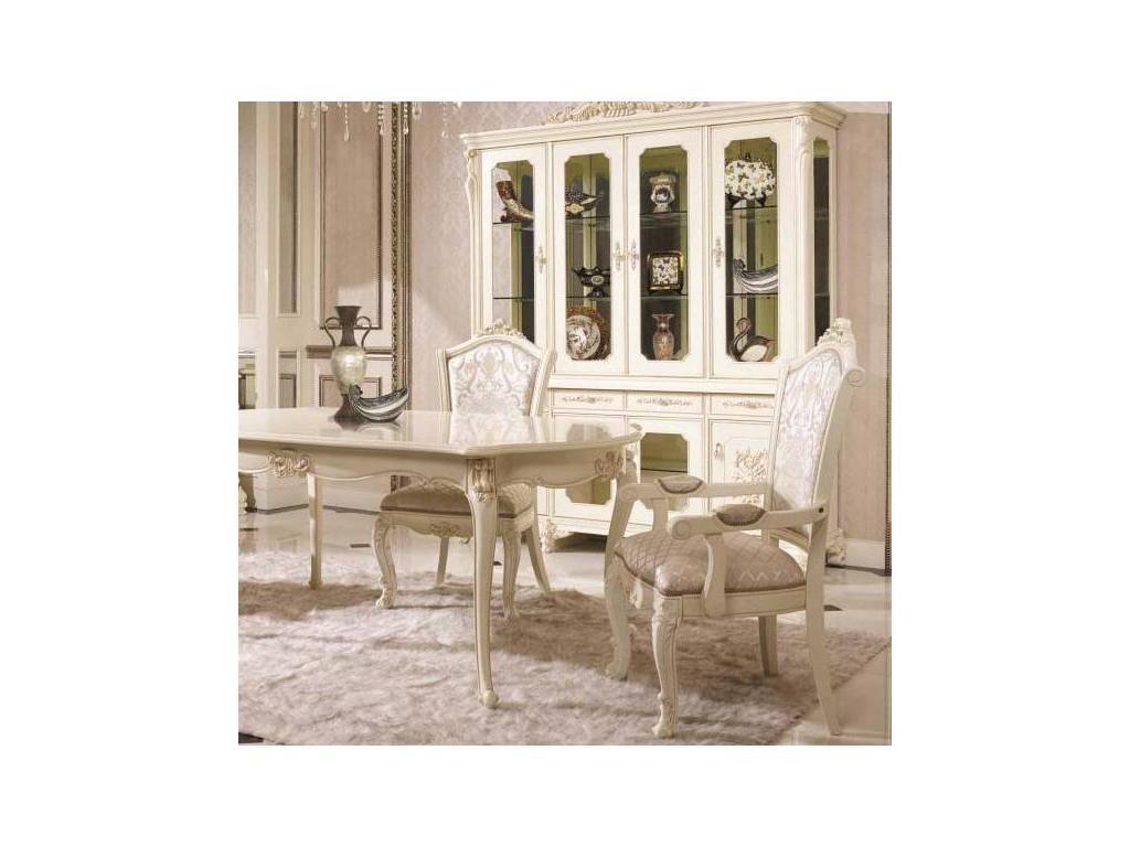 AV: Annette: стул  (слоновая кость, ткань)
