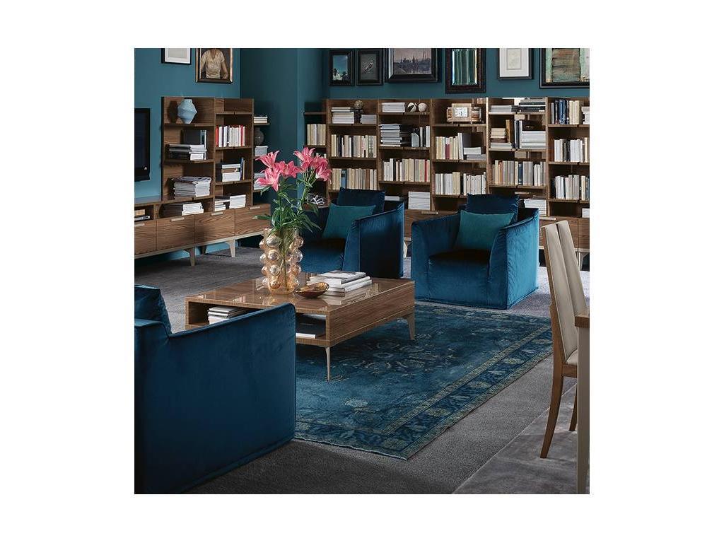ALF: Serena: стол журнальный  (орех, ваниль)