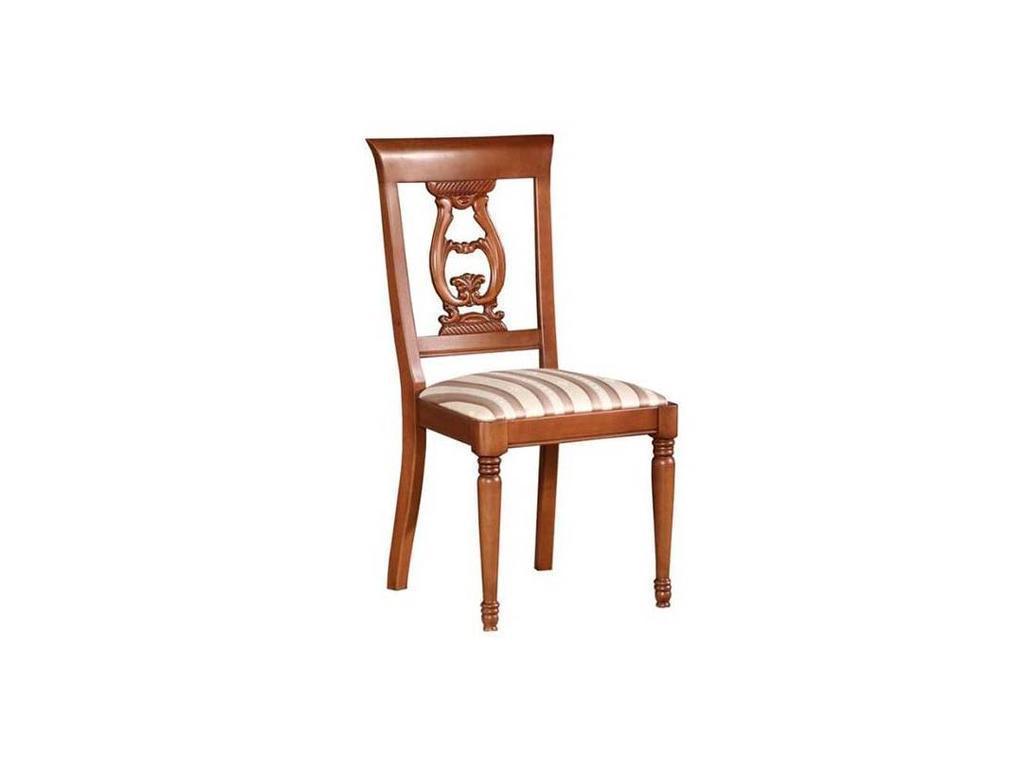 Ceglewski: Noblesse: стул резной  (янтарь)