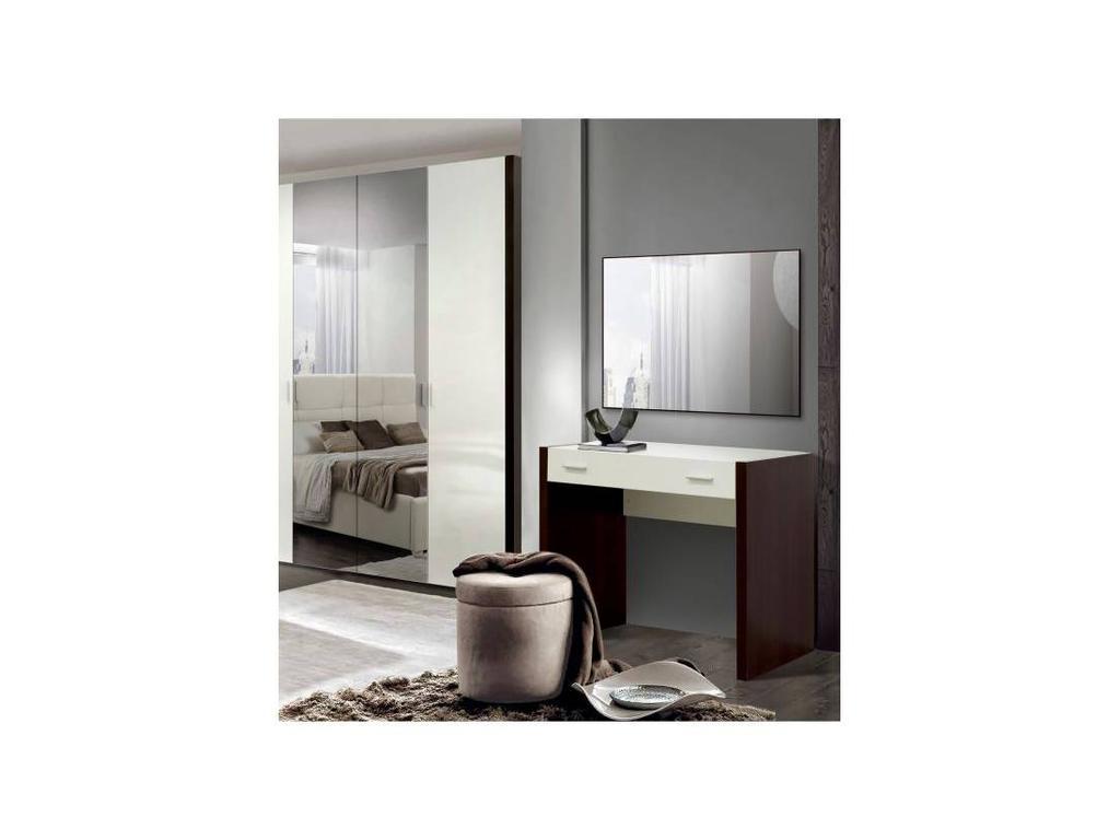 ЯМ: Арго: зеркало настенное  (венге, белый)