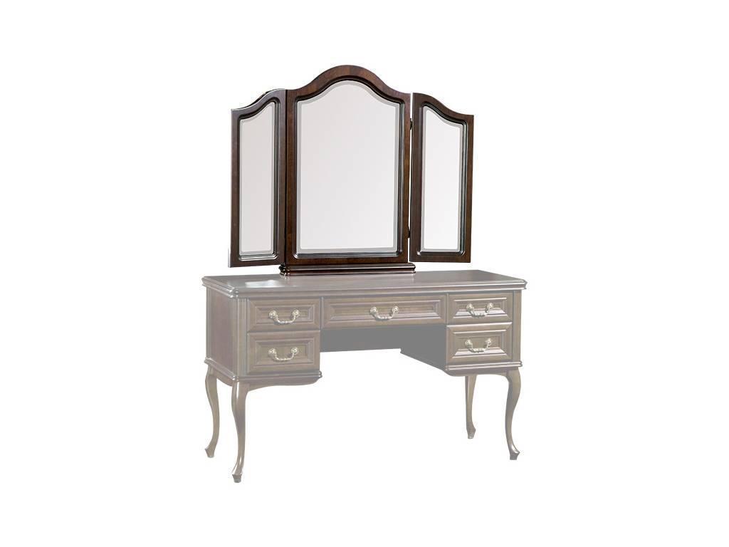 Taranko: Wersal: зеркало к столу туалетному  (venge)