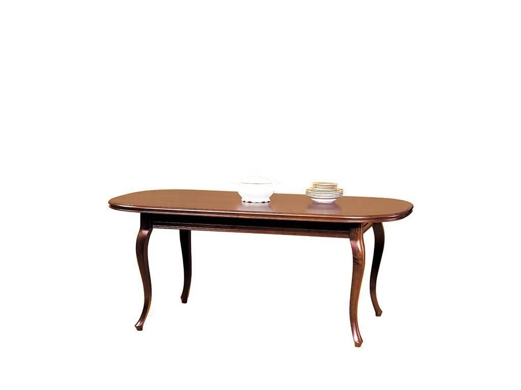 Taranko: Wersal: стол обеденный раскладной  (krem patyna)