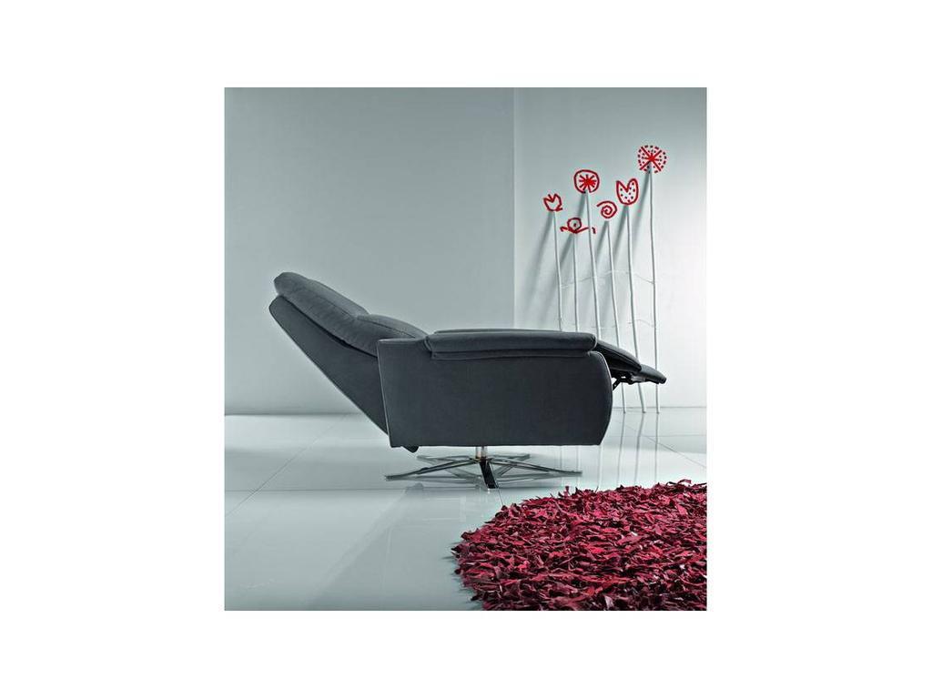 Pedro Ortiz: Candy: кресло - релакс (grey)