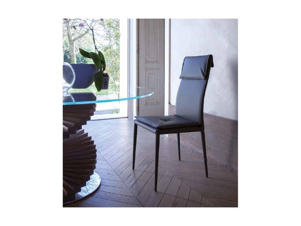 Tonin: Adria: стул  (кожа)