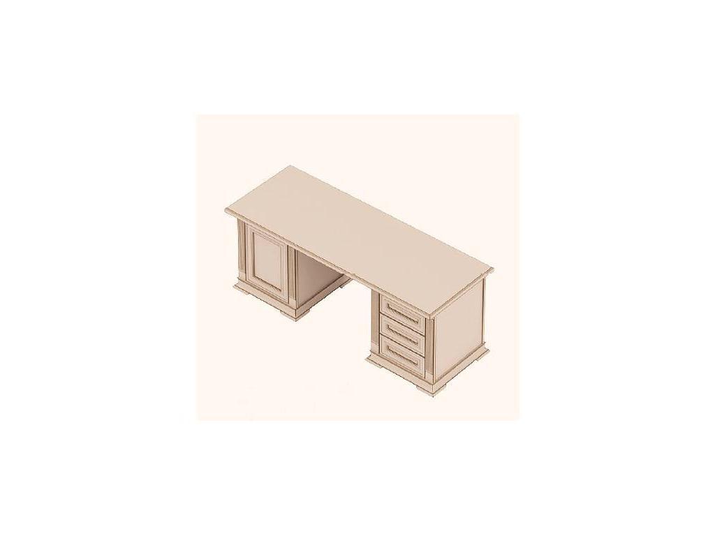 Buona Sera: Liberta: стол письменный  (дуб)